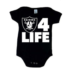 Raiders 4 Life -  Kids Shirt or Onesie