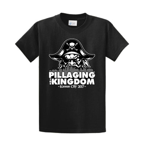 Pillaging the Kingdom Shirt - Kansas City 2018