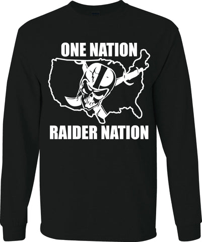 One Nation - Raiders 4 Life Sweater