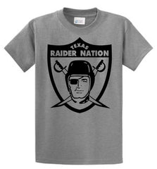 Texas Raider Nation Shirt