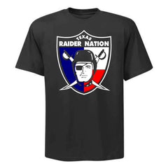 Texas Raider Nation Booster Club T-Shirt