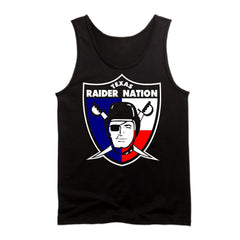 Texas Raider Nation Booster Club Tank Top