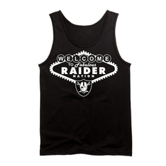 Las Vegas - Raiders 4 Life Tank Top