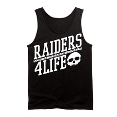 DFW Raiders 4 Life 2017 Tank Top