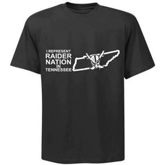 I Represent Raider Nation in Tennessee- R4L Shirt