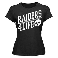 DFW Raiders 4 Life 2017 Women's Shirt