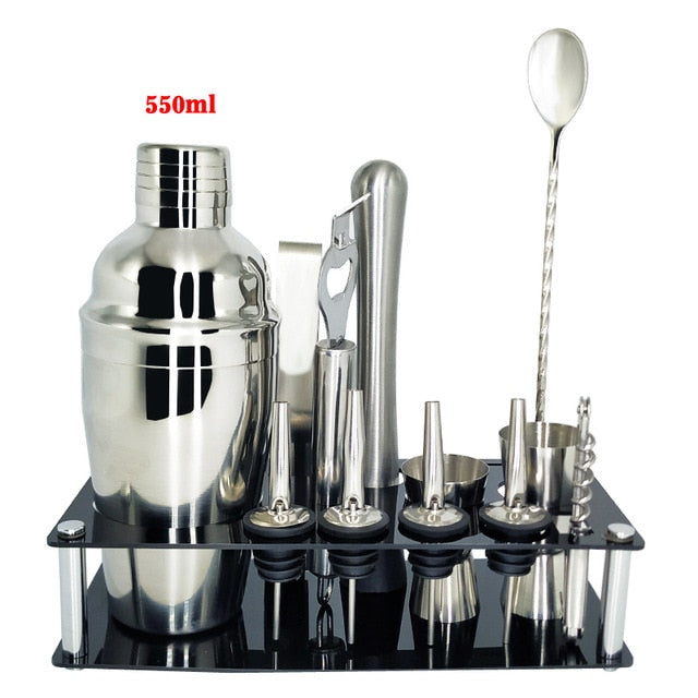 FKG High Quality Stainless Steel Cocktail kits