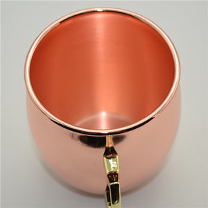 Copper plated jug
