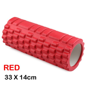 Yoga Foam Rollers (2 sizes)