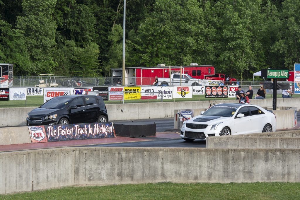 ZZP Drag Cars Shooting for Records