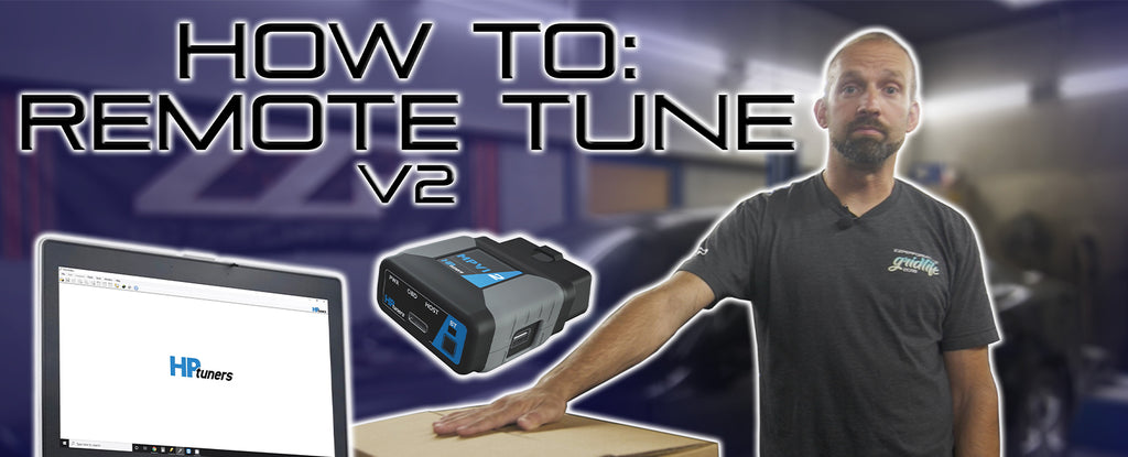 HP Tuners Interface Rental - Remote Tuning How To
