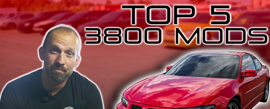 3800 Supercharged Top 5 Mods