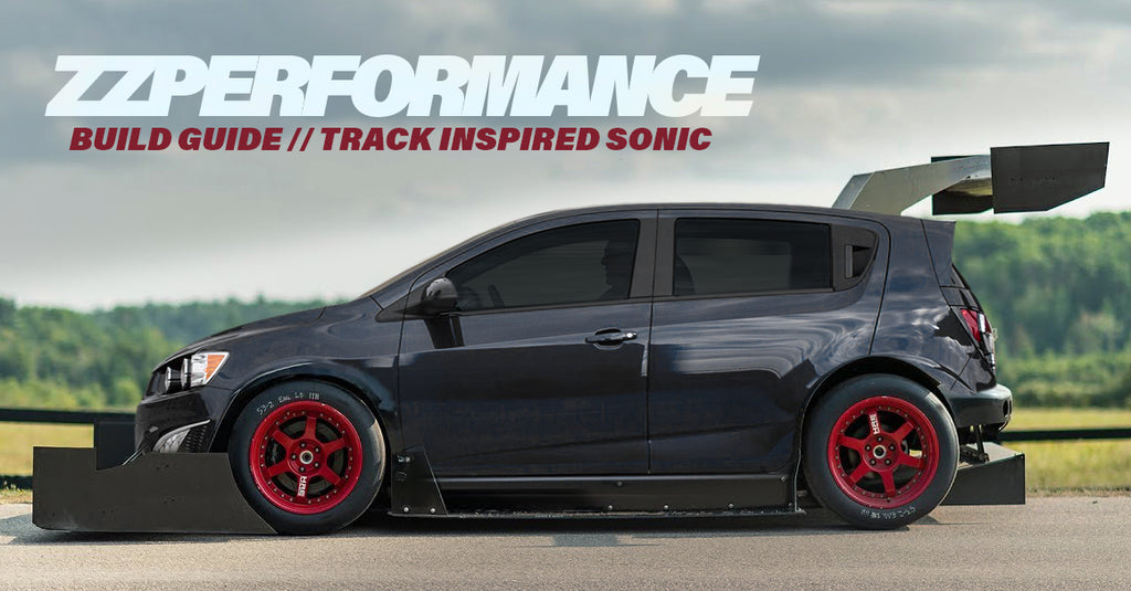 Building a Track Proof Sonic RS