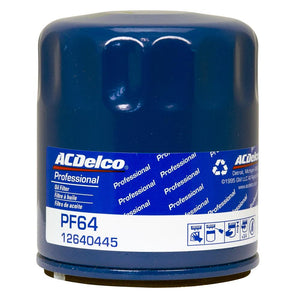 2.0L ACDelco Oil Filter