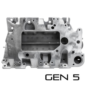 Ported & Machined Lower Intake