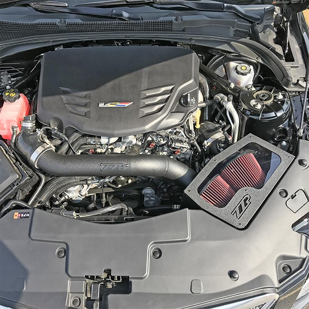 Air Intake - ZZP ATS-V Cold Air Intake