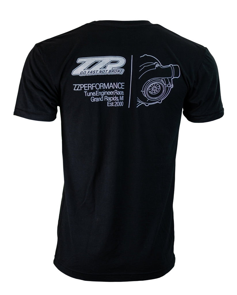 Apparel & Accessories - ZZP Forced Induction Shirt
