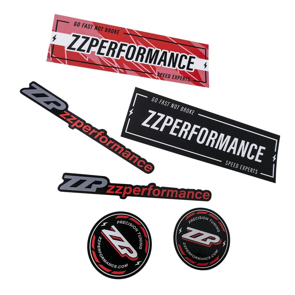 Apparel & Accessories - ZZP Sticker Pack