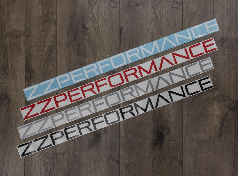 Apparel & Accessories - ZZPerformance Windshield Banners