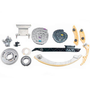 Camshafts & Valvetrain - Ecotec Timing Chain & Guide Set