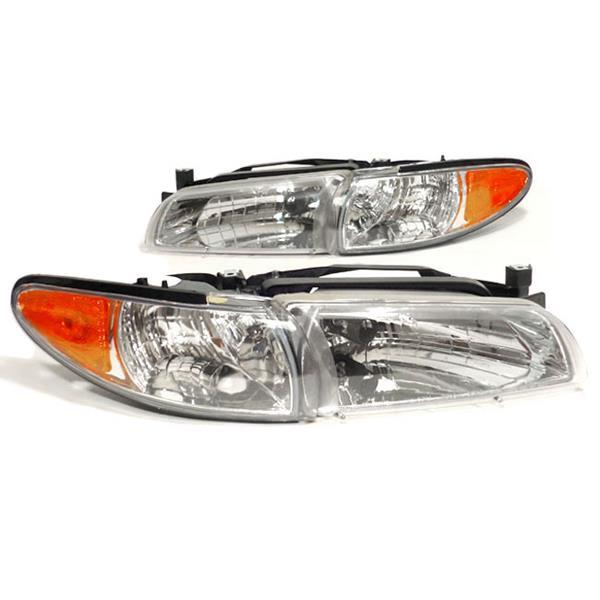 Electronics - 97-03 New Headlight Assembly