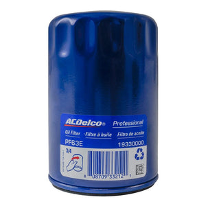 Engine - 3.6L ACDelco Oil Filter