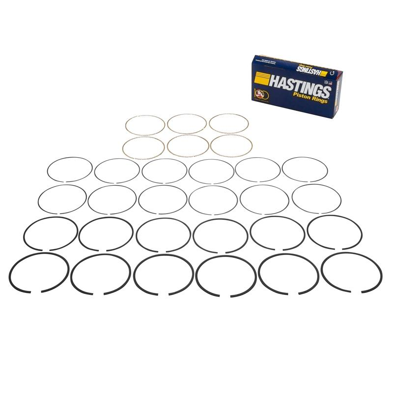 Engine - 3800 Piston Rings