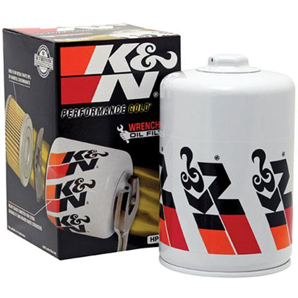 "Engine - K&N Oil Filter ""HP"" Series"