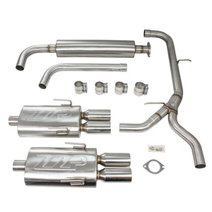 "Exhaust - 2.5"" 04+ Grand Prix Stainless Catback Exhaust"