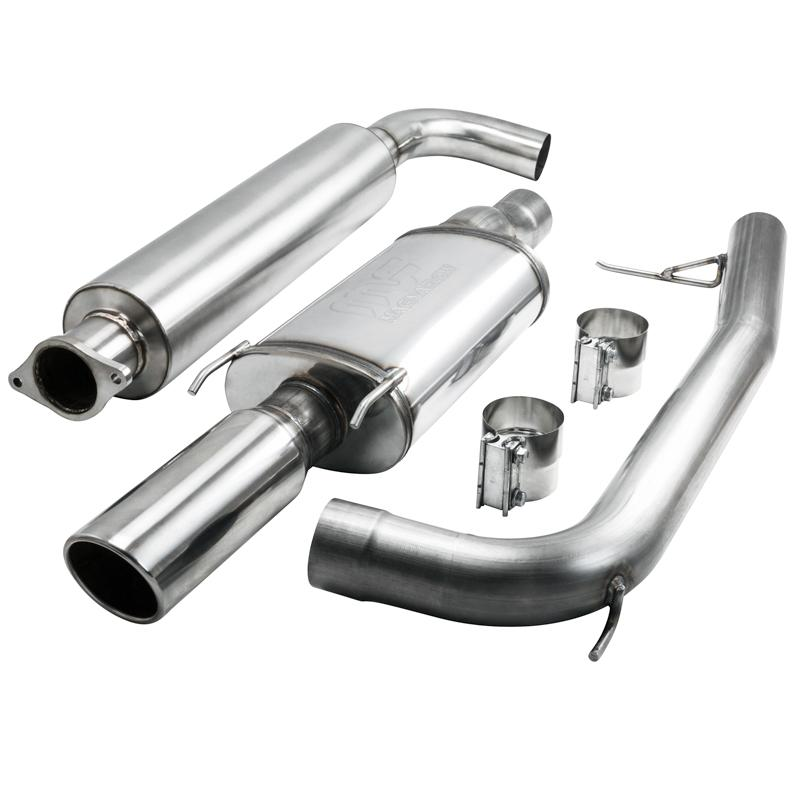 "Exhaust - 3"" Regal Catback Exhaust"