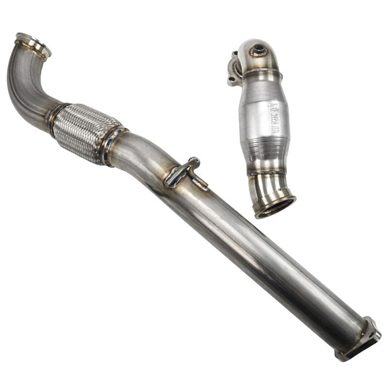 Exhaust - LHU Regal O2 Housing/Downpipe Package