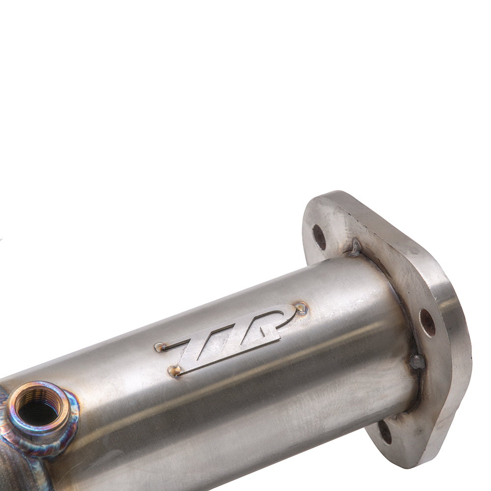 Exhaust - LNF Stainless Downpipe