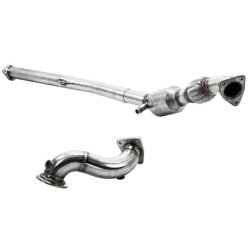 Exhaust - O2 Housing/Mid Pipe Package For Cruze 1.4L