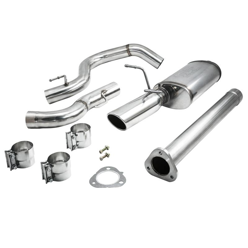 Exhaust - Stainless HHR Catback Exhaust