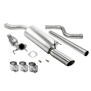 Exhaust - ZZP 1.4L Sonic Stainless Catback Exhaust