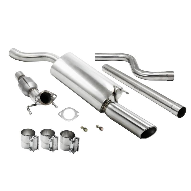 ZZPerformance Resonator for Chevy Sonic 1.4 ZZP Catback Exhaust System