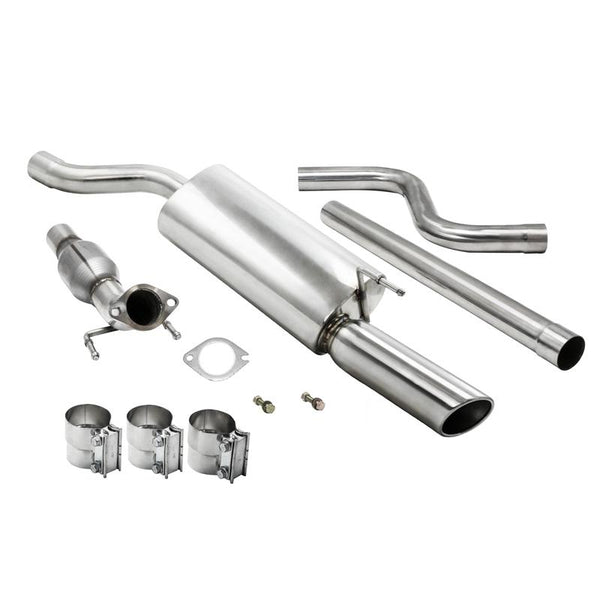 ZZP 14L Sonic Stainless Catback Exhaust ZZPerformance