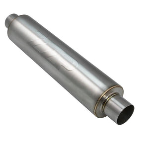 "Exhaust - ZZP 3"" Stainless Resonator"