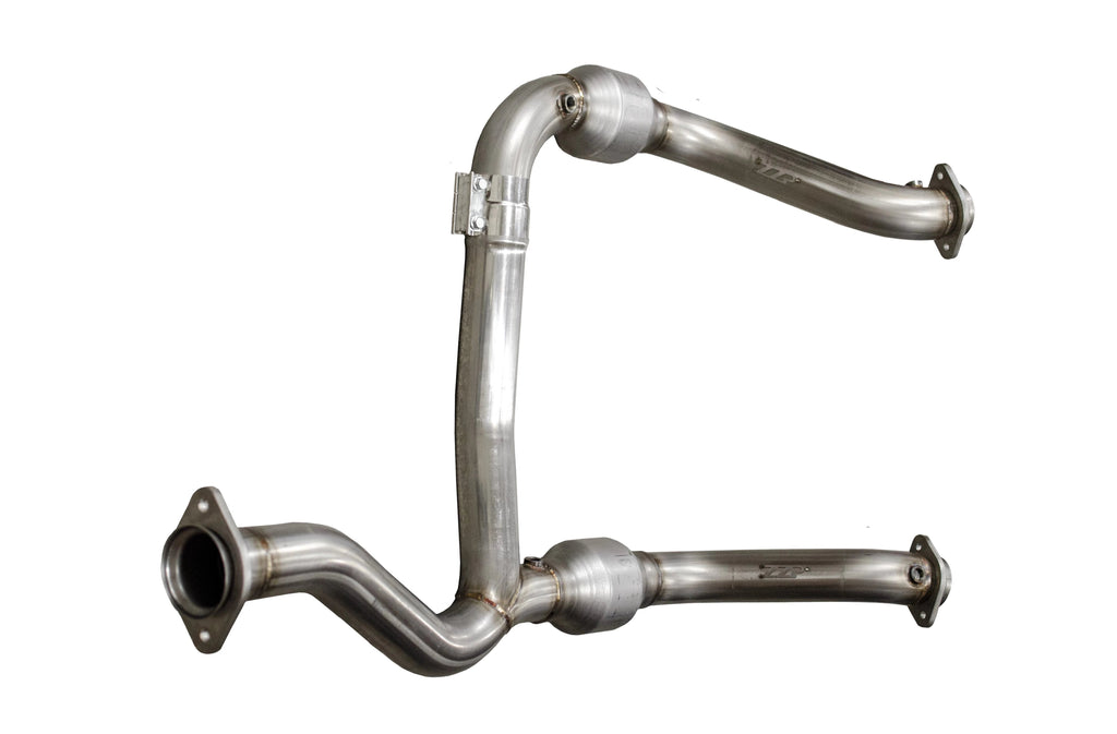 Exhaust - ZZP Ecoboost 3.5L F150 Downpipes