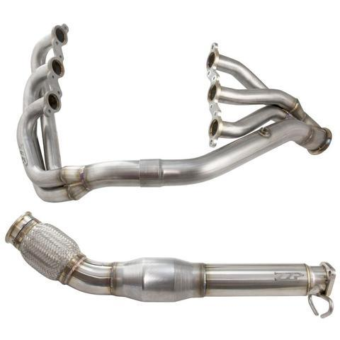 Exhaust - ZZP Stainless Header Package
