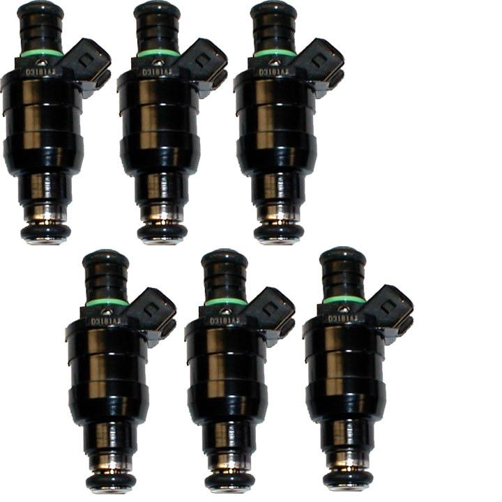 Fueling - 42.5# Lucas Injectors - Set Of 6