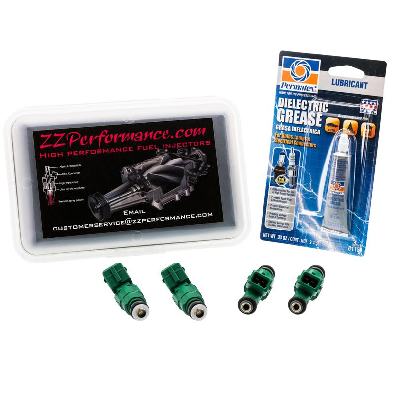 Fueling - Bosch Green Giant 42# Injectors - Set Of 4