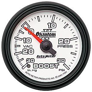 Gauge & Gauge Pods - Auto Meter Phantom II Gauges