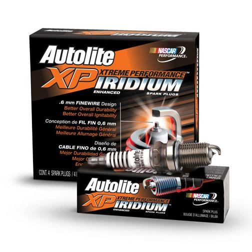 Ignition - Autolite XP Iridium Spark Plugs