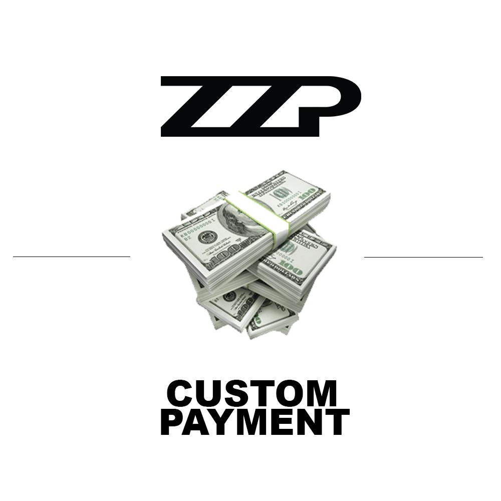 Misc - Custom Payment