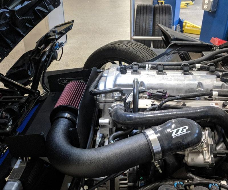 Polaris Slingshot - Polaris Slingshot Cold Air Intake
