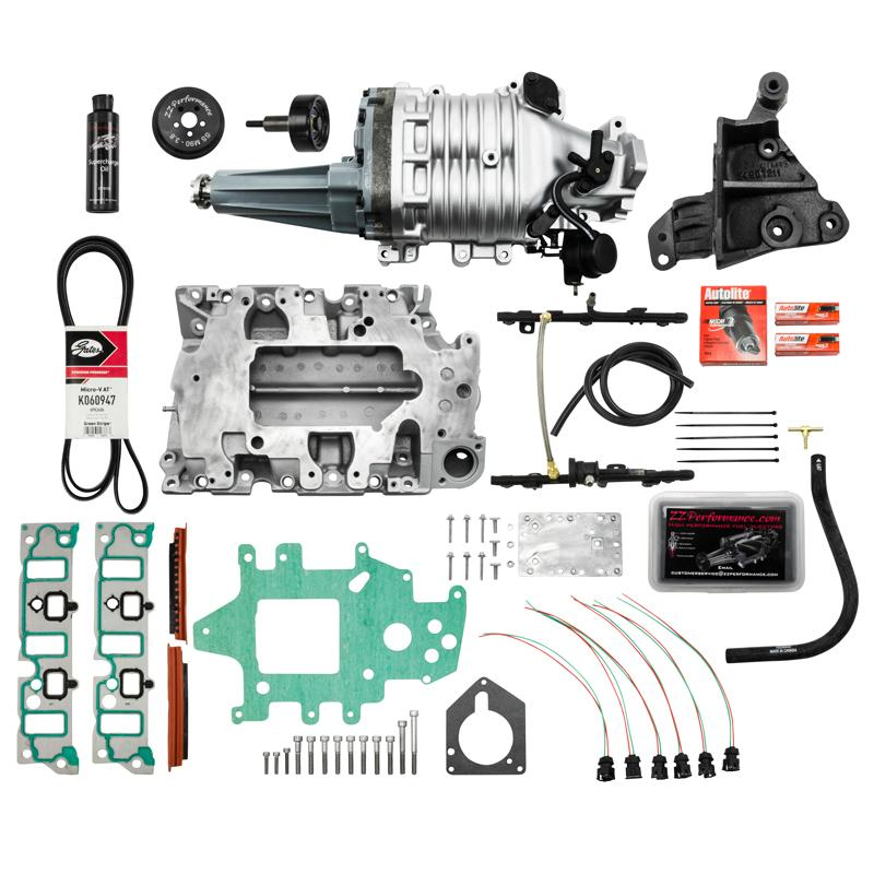 Superchargers & Eaton Parts - L36 Supercharger Kit