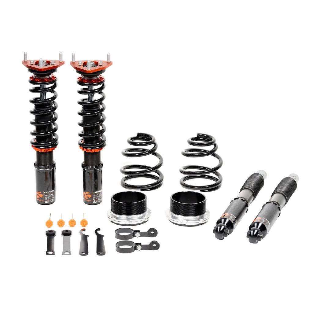 Suspension & Brakes - 03-07 CTS RWD KSport Kontrol Pro CoilOvers