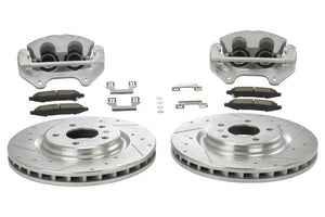 "Suspension & Brakes - 12.7"" GXP Dual Piston Brake Kit"