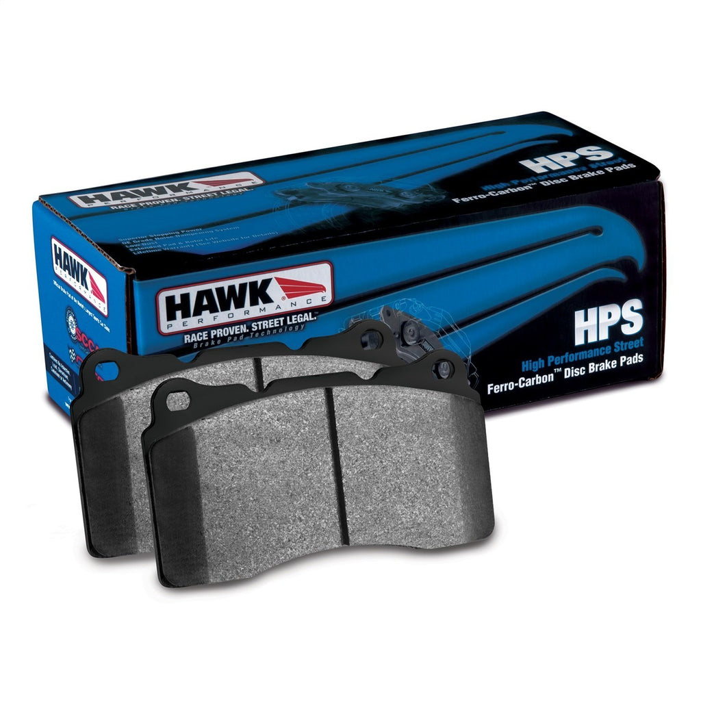 Suspension & Brakes - Hawk HPS Brake Pads - 3800